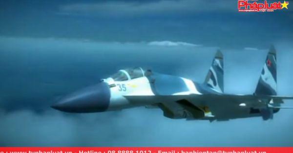 Nga: Su-35 nâng cấp có thể bắn hạ 8 mục tiêu cùng lúc