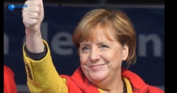 Bà Merkel chiến thắng dễ dàng, tiếp tục nhiệm kỳ thứ 4