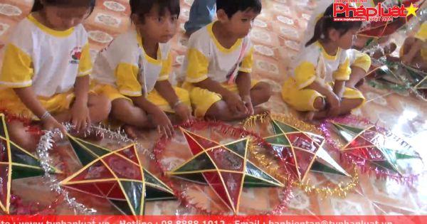 2.500 phần quà đến với trẻ em nghèo Trà Vinh