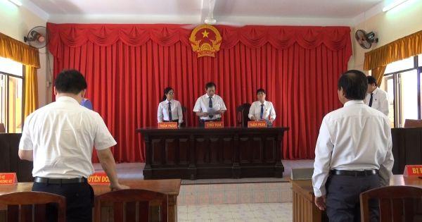 Kiên Giang: Nhiều sai phạm trong bản án sơ thẩm tranh chấp hợp đồng chuyển nhượng QSH đất