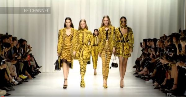 Versace Spring Summer 2018 Full Fashion Show Exclusive