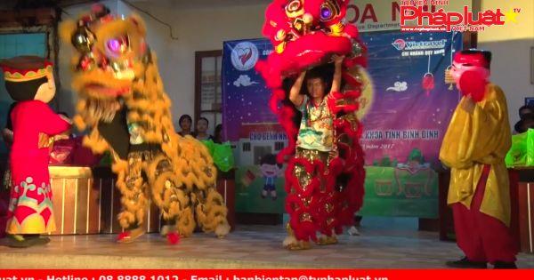 Bình Định: Tổ chức Trung thu cho bệnh nhi tại bệnh viện