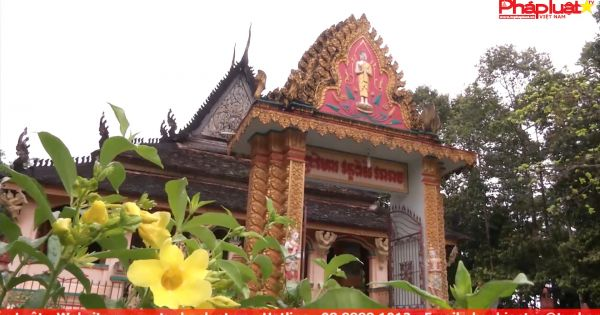 Trà Vinh: Trung Thu ấm lòng cho 100 trẻ em nghèo người Khmer