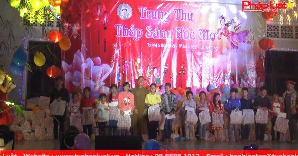 Mang mùa trung thu ý nghĩa về với vùng quê nghèo Bảo Lộc