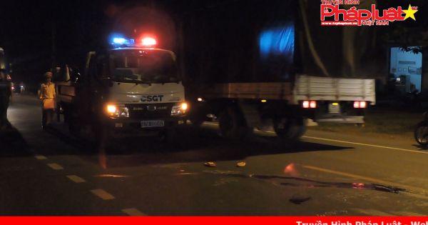 Đắk Lắk: Va chạm xe máy, nam thanh niên bị xe khách cán tử  vong