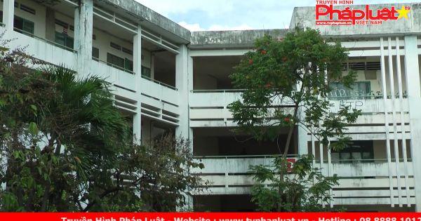 TPHCM: UBND quận 6 muốn đập bỏ ngôi trường 20 tỷ đồng