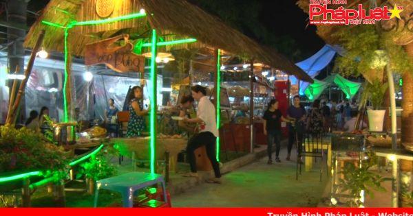 Bình Định: Chợ đêm Quy Nhơn – Điểm tham quan mua sắm mới