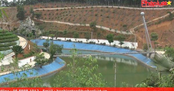 Giám đốc Sở Tài nguyên - Môi trường Yên Bái kê khai thiếu hàng ngàn mét vuông đất