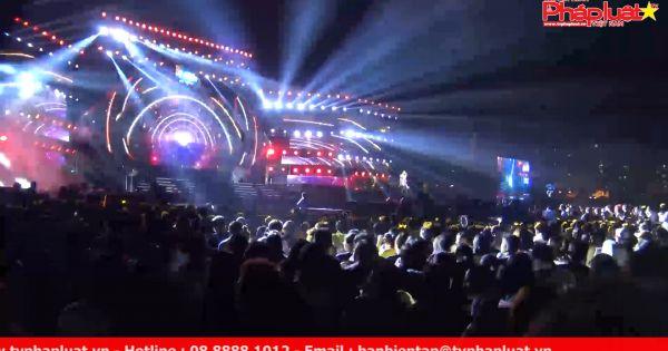 Fan Việt đội mưa khuấy đảo đêm nhạc T-ara Hàn Quốc