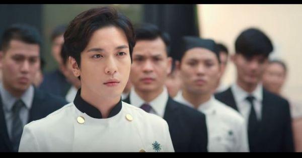 Nam ca sĩ Jung Yongwa xuất hiện ấn tượng trong bộ phim về nấu ăn mới đây của điện ảnh Trung Quốc