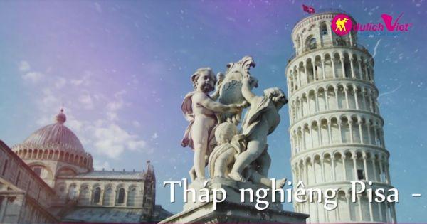 Du Lịch Châu Âu 2017: Tour Châu Âu 2 Nước Mùa Thu Từ Sài Gòn 2017