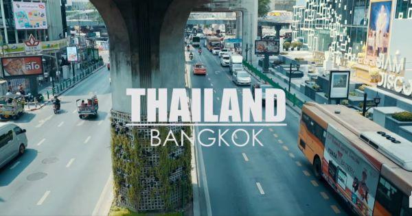 Thailand, Bangkok điểm đến lý tưởng 2017