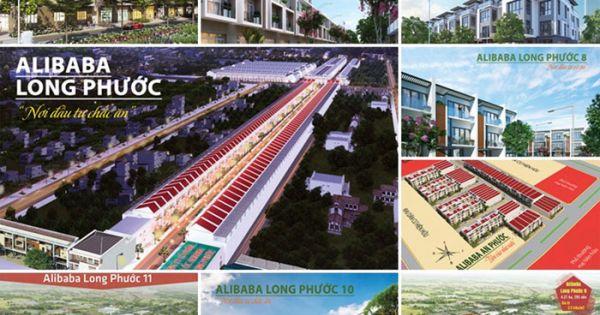 """Công ty địa ốc Alibaba """"bán dự án ma"""" ở huyện Long Thành"""