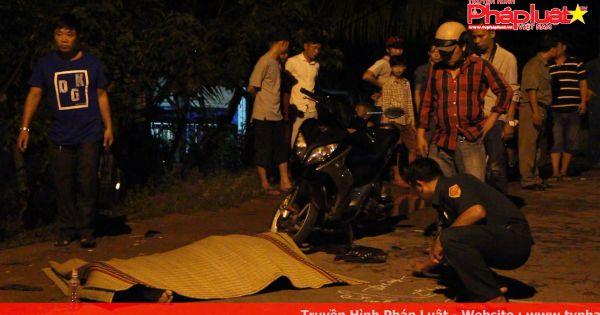 Bình Dương: Hai xe máy tông trực diện, 1 người tử vong