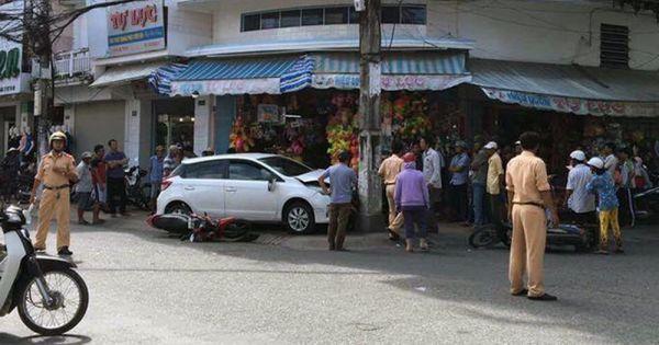 Công an tỉnh Sóc Trăng lên tiếng về việc cán bộ lái xe vi phạm gây tai nạn
