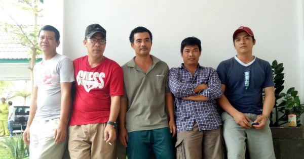"""Vụ việc """"5 Thuyền trưởng kêu oan tại tòa Natuna"""": Đại sứ quán Việt Nam kiên định bảo hộ ngư dân Việt."""