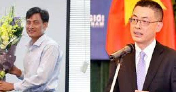 Thủ tướng bổ nhiệm Thứ trưởng Bộ Ngoại giao và Thứ trưởng Bộ Tài nguyên và Môi trường