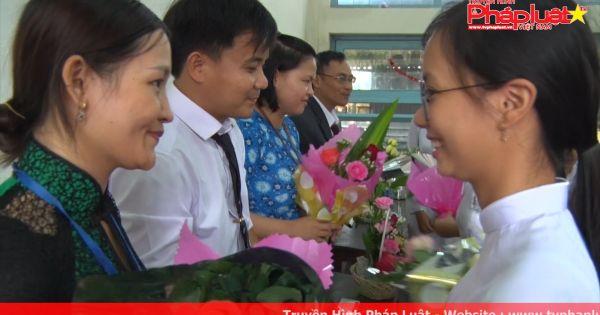Bình Định: Giáo viên vùng rốn lũ vượt khó mừng ngày 20 - 11
