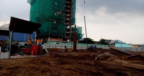 """""""Hô biến"""" dự án tái định cư thành nhà ở thương mại"""