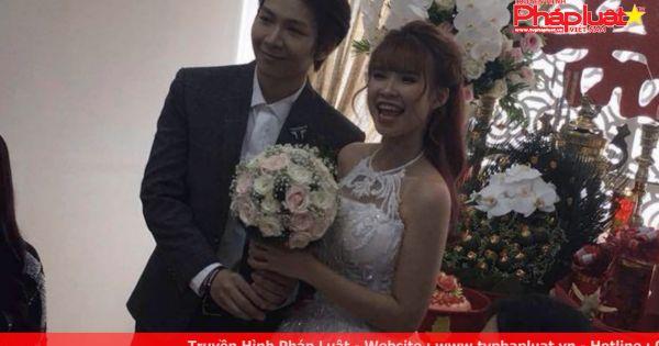 Khởi My cùng với Kelvin Khánh bí mật tổ chức đám cưới