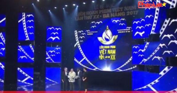 Đà Nẵng: Bế mạc Liên hoan phim Việt Nam lần thứ 20