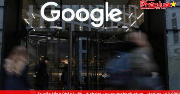 Google bị cáo buộc thu thập dữ liệu trái phép từ hàng triệu người dùng iPhone