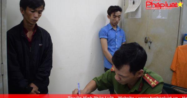 TPHCM: Công an truy đuổi nhiều cây số bắt tên cướp giật