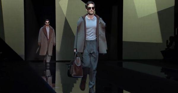 Giorgio Armani - 2017/2018 Fall Winter Men's Fashion Show