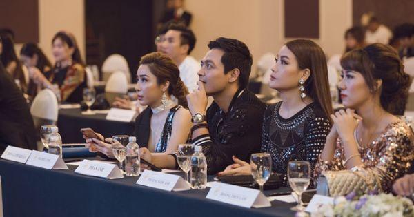 MC Phan Anh bất ngờ bỏ ghế nóng trong đêm chung kết Hoa hậu Thẩm Mỹ