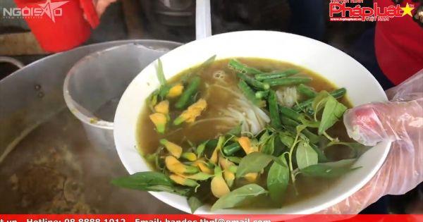 Bún cá Châu Đốc đúng vị giữa Sài Gòn