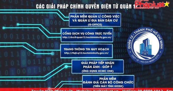 TP HCM: chính thức cải cách thủ tục hành chính trên ứng dụng chính quyền điện tử