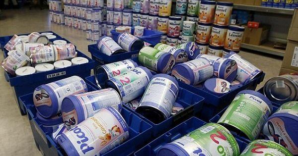 Bộ Y tế yêu cầu tạm ngừng dùng 8 sản phẩm sữa Lactalis