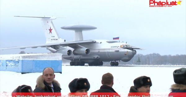Quân Nga từ Syria trở về với tư thế người chiến thắng