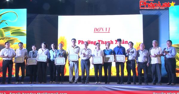 """Quận 12: Tổ chức Hội thi """"Đồng hành cùng hàng Việt"""" lần thứ I năm 2017"""