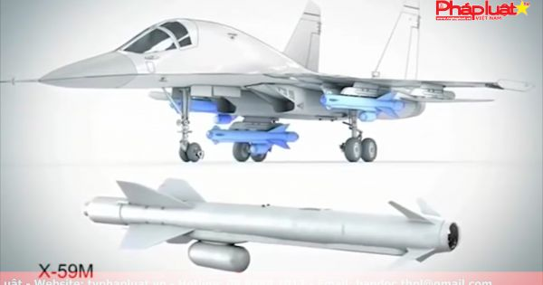 Tiêm kích Su-34 Nga chinh chiến tại Syria sức mạnh nguy hiểm