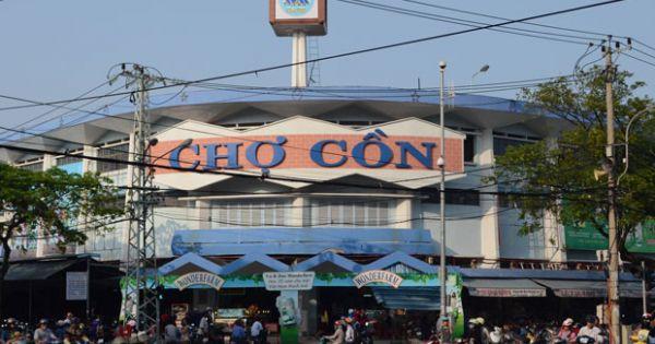 Chợ Cồn - thiên đường ăn vặt giữa trung tâm Đà Nẵng