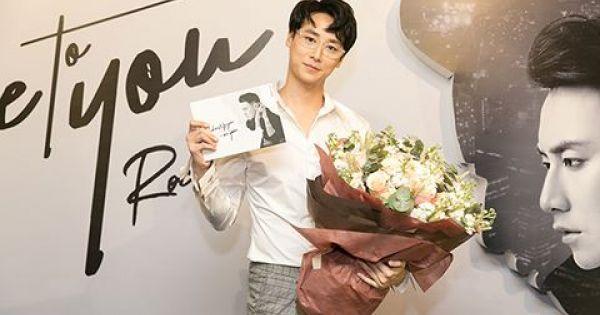 Rocker Nguyễn chứng minh bản thân không chỉ đẹp trai mà còn biết hát live