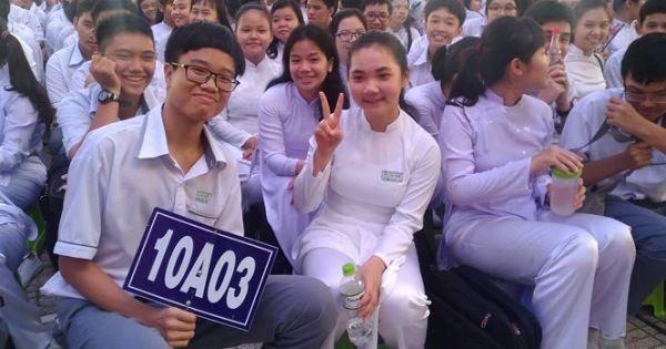 TP HCM ngưng tuyển sinh lớp 10 chuyên tại 3 trường phổ thông
