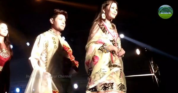 Best Manipuri film actors fashion show of 2017