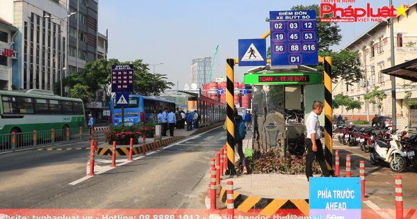 TP HCM: Chính thức đưa vào vận hành trạm trung chuyển xe buýt Bến Thành