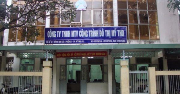 Vụ cách chức vì tố cáo tiêu cực ở Tiền Giang: Khởi tố Phó chủ tịch UBND TP Mỹ Tho