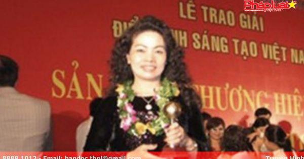 Khởi tố nữ doanh nhân nổi tiếng ở Huế