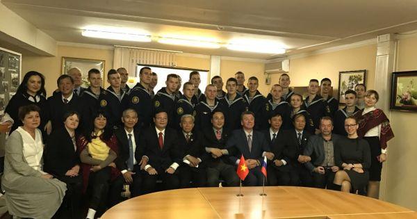 Bước Tiến Mới Trong Hợp Tác Đào Tạo Kỹ Thuật, Sản Xuất Nông Thủy Sản Việt Nam – Liên Bang Nga