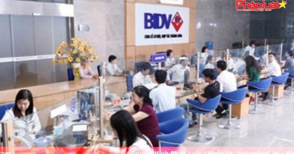 BIDV công bố lợi nhuận trước thuế 8.800 tỷ đồng năm 2017