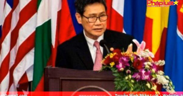 ASEAN chuyển giao Tổng thư ký.