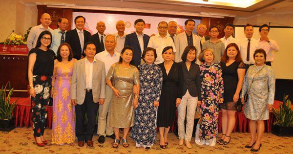 Hiệp Hội Doanh Nhân Việt Nam Ở Nước Ngoài hướng về biển đảo đầu năm.