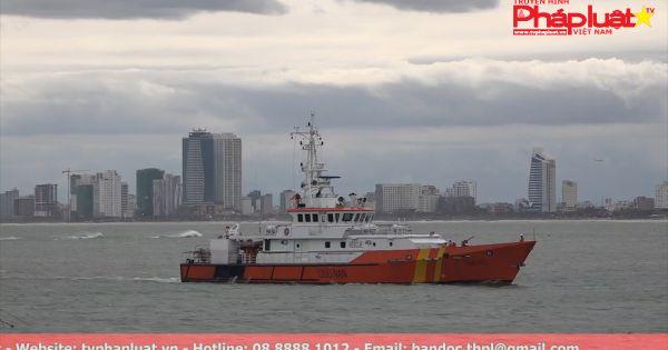 Cứu sống thuyền viên bị nguy kịch trên vùng biển Hoàng Sa