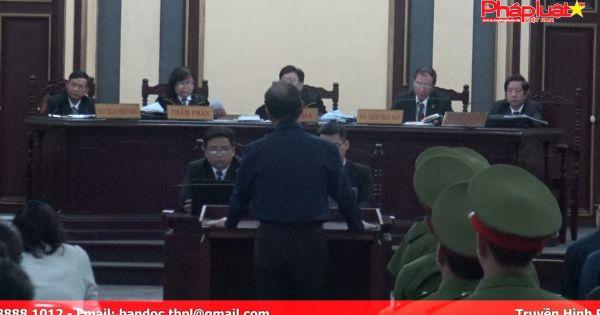 Đại án Phạm Công Danh giai đoạn 2: Bị cáo Trầm Bê bật khóc vì không phục tội danh bị truy tố