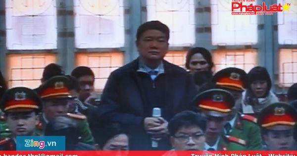 Đại án Trịnh Xuân Thanh, Đinh La Thăng và đồng phạm: Ông Đinh La Thăng không biết hợp đồng 33 sai luật
