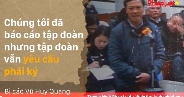Đại án Trịnh Xuân Thanh, Đinh La Thăng và đồng phạm: PVPower khẳng định hợp đồng 33 không có hiệu lực